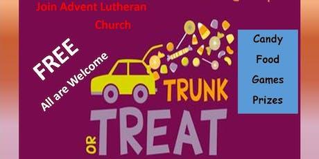 Trunk or Treat Fall Festival tickets