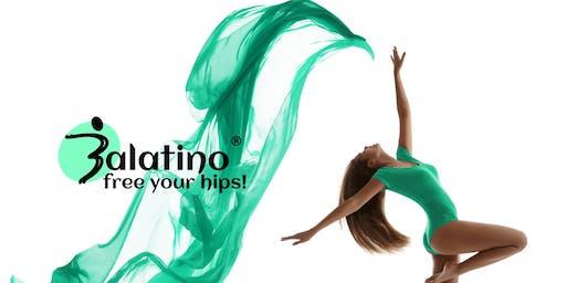Kostenloser Einführungs-Workshop /Balatino free your hips!