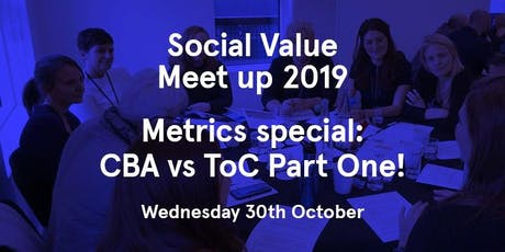 Social Value Meet Up 2019 tickets