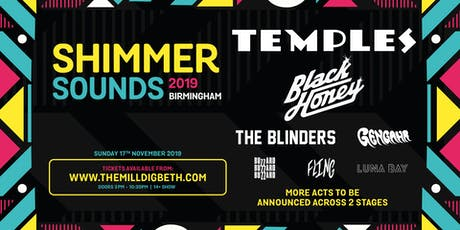 Shimmer Sounds (The Mill, Birmingham) tickets