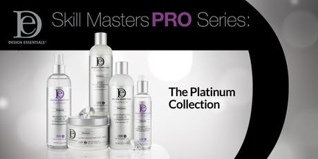 Design Essentials® Platinum Party featuring the new Platinum Collection tickets