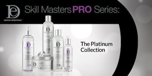 Design Essentials® Platinum Party featuring the new Platinum Collection