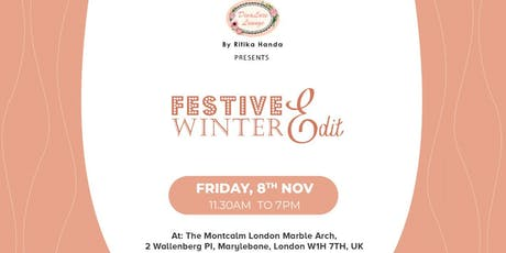 Festive Winter Edit tickets