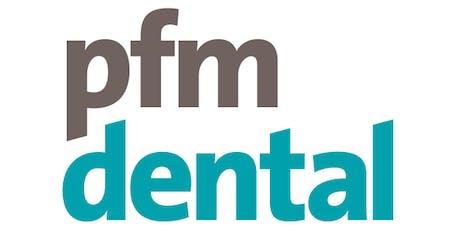 PFM Dental Preparing for Retirement Seminar - Edinburgh (dentists only) tickets