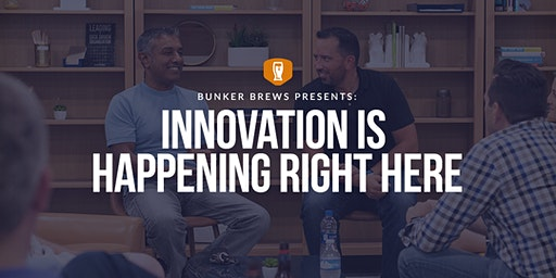 Bunker Brews Rapid City: Innovation is Happening Right Here