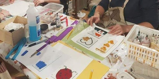 Stained Glass/ Copper Foiling Workshop