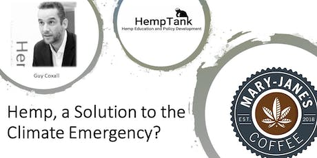 Hemp, a Solution to the Climate Emergency? tickets