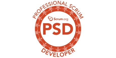 Professional Scrum Developer - SP Dezembro ingressos