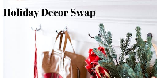 Holiday Decor Swap