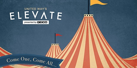 United Way's ELEVATE tickets