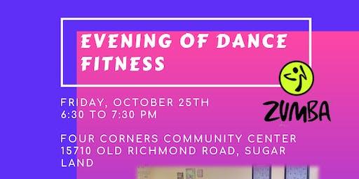 Evening of Dance Fitness