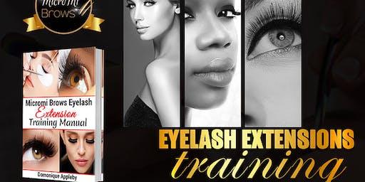 Eyelash Extension Training Class