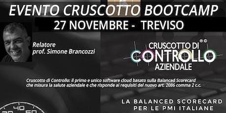 BOOTCAMP CRUSCOTTO DI CONTROLLO, Treviso, 27 novembre biglietti