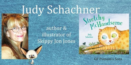 Judy Schachner at Books & Books, Coral Gables!