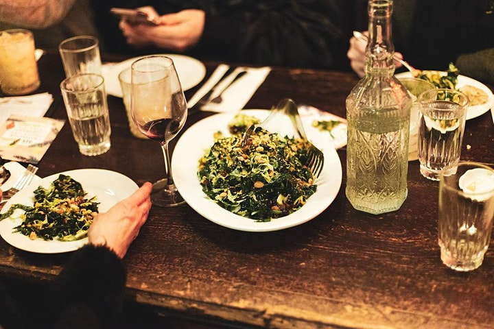 A Dinner Party with Del Water Gap image