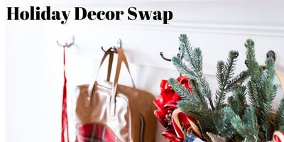Holiday Decor Swap