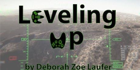 Leveling Up by Deborah Zoe Laufer tickets