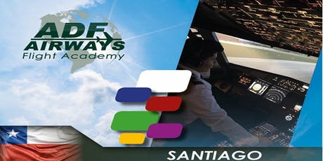 Conferencia Informativa ADF Airways Santiago de Chile tickets
