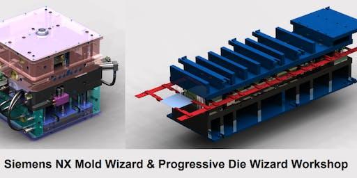 Siemens NX Mold Wizard & Die Wizard Tooling Workshop 2019