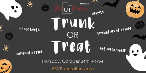 Trunk or Treat with Key Utah Realtors