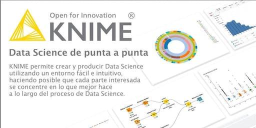 Introducción a Data Science con KNIME