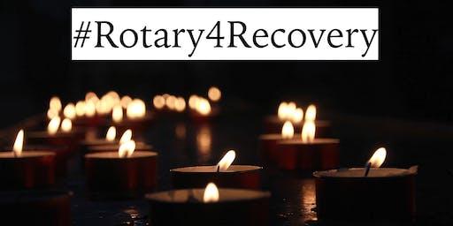 2019 Rotary 4 Recovery Walk