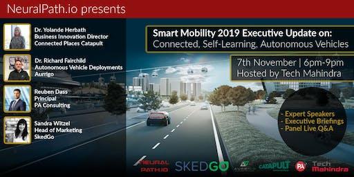 Smart Mobility 2019 Executive Update: on Autonomous, Connected Vehicles