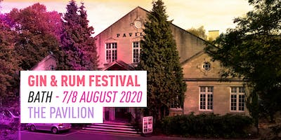 The Gin & Rum Festival - Bath - 2020