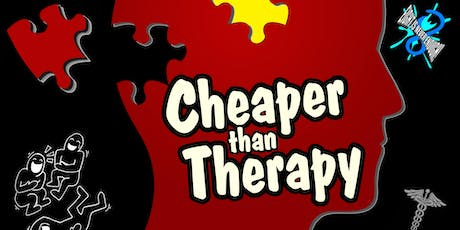 Cheaper Than Therapy Off Broadway tickets