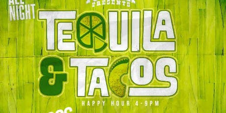 Taco Tuesday PVHC2K19 Edition | Tequila & Tacos at Seaside Lounge tickets