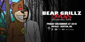 Bear Grillz | 12.27.19 | 10:00 PM | 21+