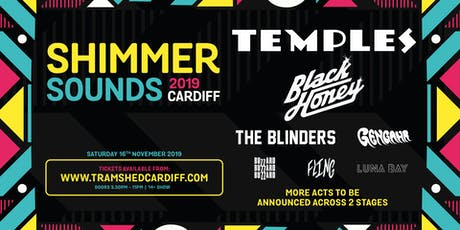 Shimmer Sounds (Tramshed, Cardiff)  tickets