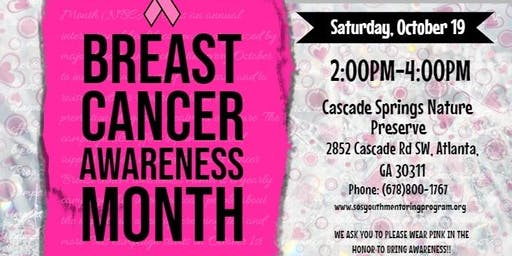 """S.O.S Youth Mentoring Program,Inc """"Saving Our Sister's"""" (BREAST CANCER AWARENESS)"""