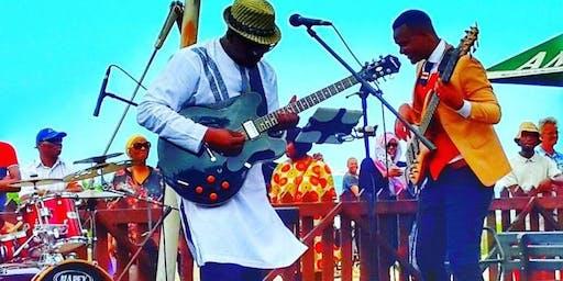 Solomon Willy Live Performance @ Wahooz