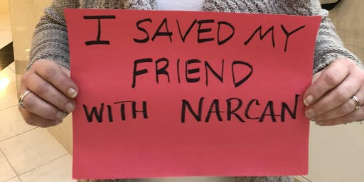 October Narcan Train the Trainer - Volunteer to be an Overdose Educator and Resource Broker