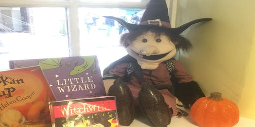 Spooky Stories (Clitheroe)