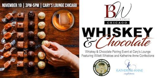 Bourbon Women Chicago - Whiskey & Chocolate Pairing Event