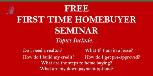 FREE FIRST-TIME HOMEBUYER SEMINAR & MODEL HOME TOUR -Houston,Texas