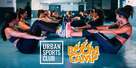 Urban Sports Club x BoomCamp @StationF billets