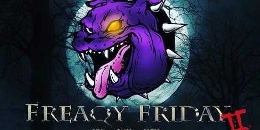 MQT Presents: FREAQY FRIDAY II