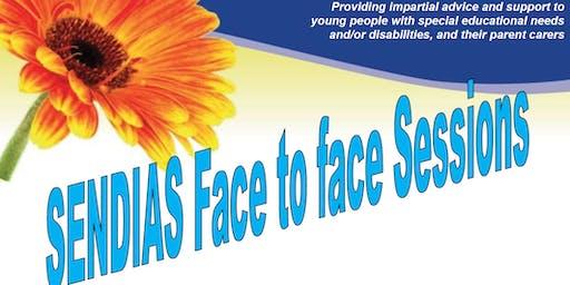 West Sussex SENDIAS Face to Face Session