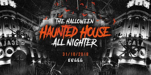 Halloween All Nighter at Scala