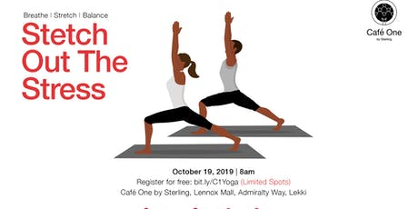 Yoga At Café One tickets