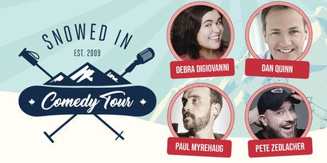 Snowed In Comedy Tour tickets