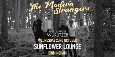 The Modern Strangers (Sunflower Lounge, Birmingham) tickets