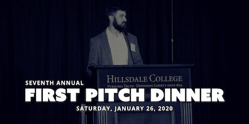 Seventh Annual First Pitch Dinner