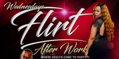 Flirt After Work | #WCW| Free Hookah