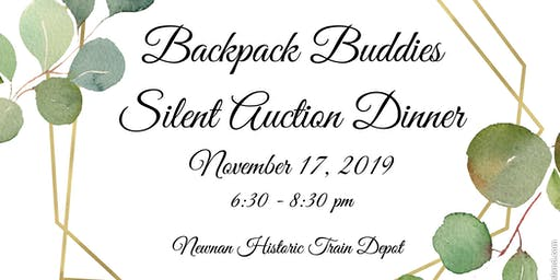 Backpack Buddies 3rd Annual Silent Auction Dinner