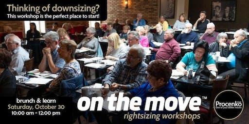 Rightsizing Workshop