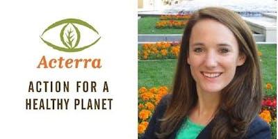 Acterra Public Lecture Series: Jill Gibson - November 20